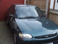 Ford Escort Finesse 1.6 Petrol 1998