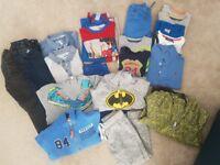 Boys clothing bundle 4-5 years