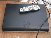 Sky+ HD Box and Remote - OPEN TO OFFERS