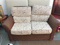Lovely conservatory patio furniture set