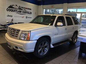 2002 Cadillac Escalade LEATHER SUNROOF ALLOY