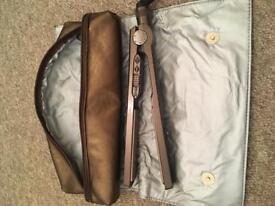 Babyliss hair straighteners - ghd strength