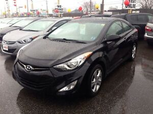 2013 HYUNDAI ELANTRA GLS - SUNROOF,  ALLOYS, CRUISE, BLUETOOTH,