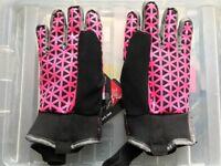 skiing gloves for girls, aged 10 - 12 (brand new)