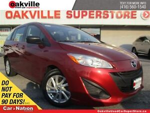 2014 Mazda MAZDA5 GS | AIR CONDITIONING | CD PLAYER | SLIDING DO