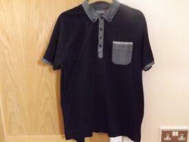 Joe Brown's Polo Shirt Size L
