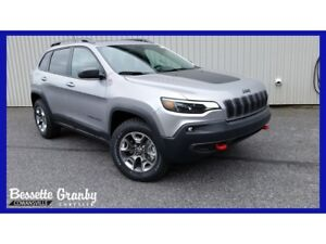2019 Jeep Cherokee Trailhawk +Turbo, Toit Pano+