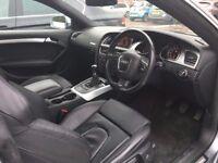 2009 Audi A5, 2.0TFSI, S-Line