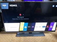 LG 47 Inch 3D Smart TV. Good condition