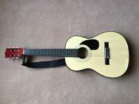 Beginner's guitar