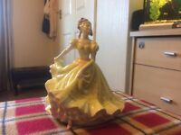 Collection of 4 Royal Doulton Figurines
