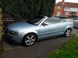 2003 Audi Convertible 2.4 SE (Excellent Condition, New Mot)