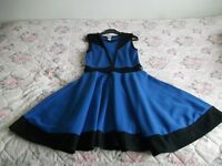 'Kylie' Teenage Skater Style Dress (Worn Once)