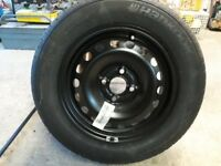 BRAND NEW VW WHEEL AND TYRE
