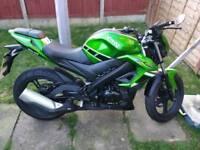 125cc Genata XRN