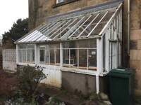 Free Lean-on Conservatory / hothouse