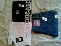 New Clothes With Labels
