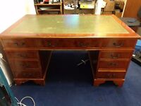Wooden desk - Partners classic style