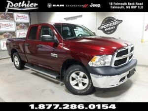 2016 Ram 1500 ST | HEATED MIRRORS | REMOTE START | 6 FT CARGO BO