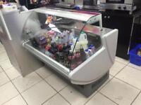 Food fridge cabinet