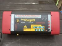 Battery to Battery Chargers (20A 24V) Pro Charge (Waterproof)
