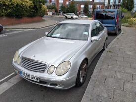 Mercedes Benz E220 2005 Elegance £2000 QUICK SALE