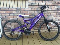 Kids Muddyfox Sportz Mountain Bike