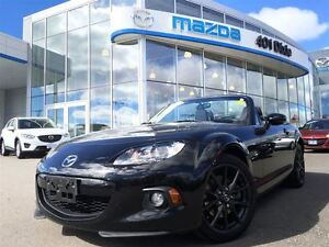 2014 Mazda MX-5 GS at w Paddle Shifters