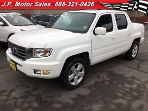2014 Honda Ridgeline Touring, Crew Cab, Navigation, Leather, Sun