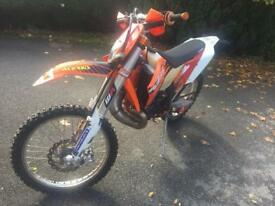 Ktm 300exc factory edition 2011