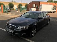 2008 Audi A6 Avant Automatic Leather Good Condition Satnav with history and mot