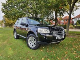 image for Land Rover Freelander 2 2.2 TD4 HSE Top Spec 4WD Automatic 2008 Immaculate
