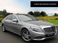 Mercedes-Benz S Class S350 BLUETEC L SE LINE (silver) 2014-12-05