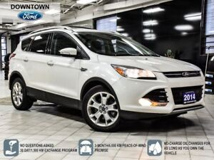 2014 Ford Escape Titanium - NAV | BACK UP CAM | LEATHER