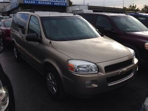 2005 Chevrolet Uplander LS,AC,7seat van,Reduced price!!!.