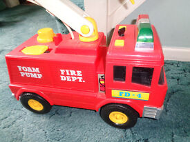 Childs Fire Engine