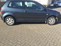 polo price drop full history mot 1.4 cheap tax insurance £995