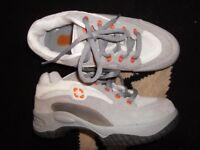 vintage soap grind skate trainers 5s