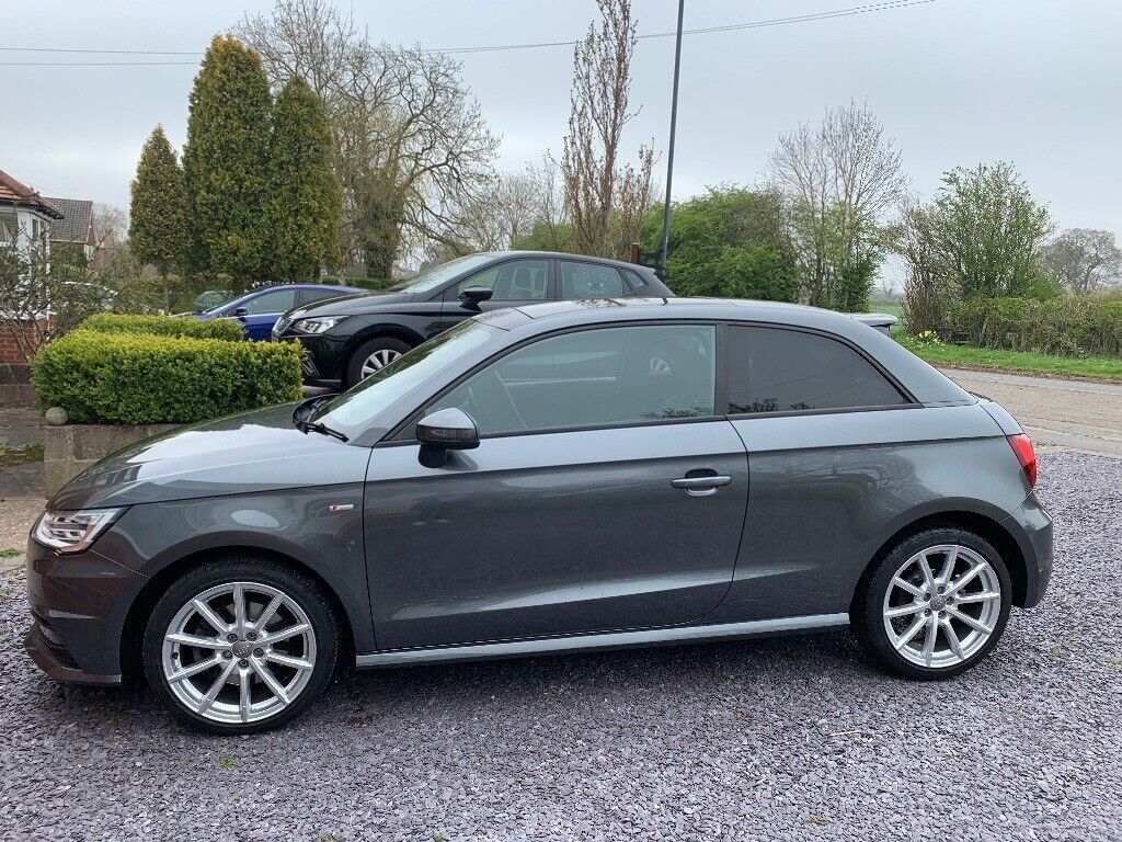 Grey S Line Audi A1 In Coventry West Midlands Gumtree