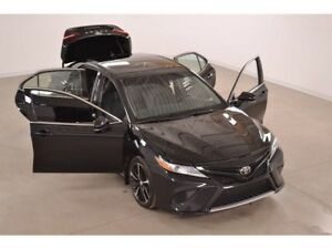 2018 Toyota Camry XSE V6 Entune*Cuir*Toit Panoramique