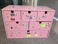 Ikea mini moppe drawers - project
