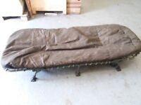 Nash Black Ops Sleep System Bed Chair