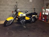 "Honda Shadow ACE Ultra Low only 2300 KMS ""Like New"""