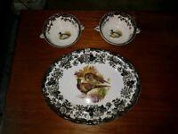 Royal Worcester serving Dish/Bowls
