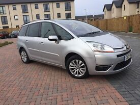 AUTOMATIC 7 SEATER 2008 CITROEN GRAND PICASSO 2.0 HDI (diesel) / FULL YER MOT/ 6 SPEED AUTO GEARBOX