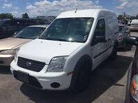 2012 Ford Transit Connect XLT w/o Rear Door Glass//CERTIFIED//2