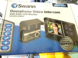 Swann Doorphone Video Intercom