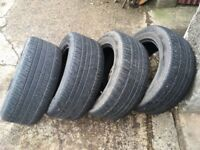 Marshal 285/55/18 part worn tyres