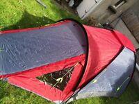 Hi gear whirlwind 2 man tent