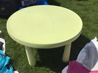 Ikea children table